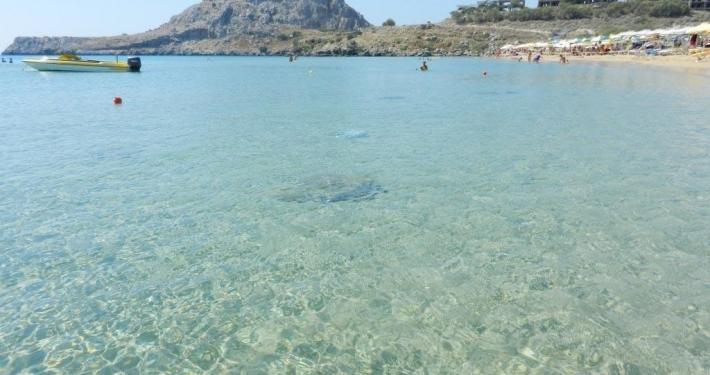 Agathi Beach Haraki rodi greece