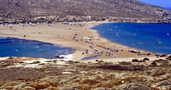 Prassonissi beach rodi