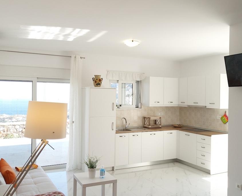 Rodi Appartamento Vista Mare cucina