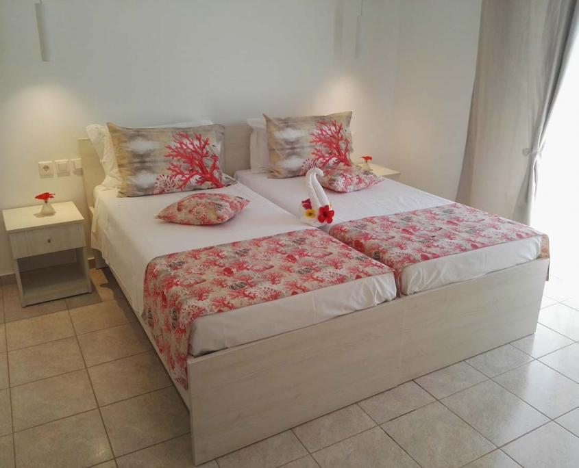 camera famigliare letto